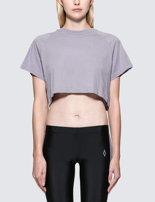 Marcelo Burlon County of Milan Cross Tape S/S T-Shirt