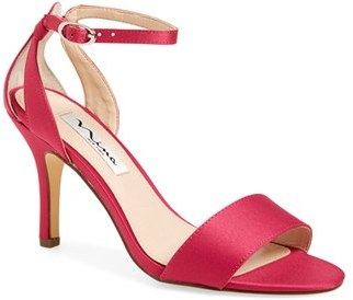 Women's Nina 'Venetia' Ankle Strap Sandal $84.95 thestylecure.com