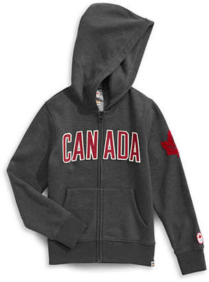 CANADIAN OLYMPIC TEAM COLLECTION Toddler Boys Core Fleece Hoodie