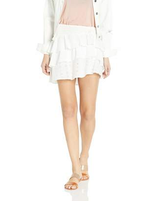 For Love & Lemons Women's Bora Skirt