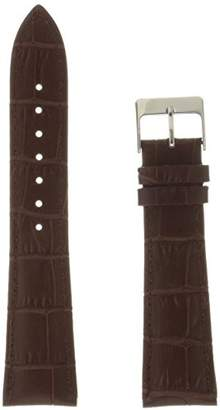 Hadley Roma MSM737RB 220 Leather Calfskin Watch Band