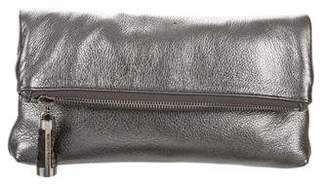 Michael Kors Grained Leather jFlap Clutch