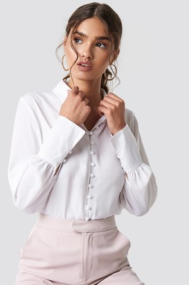 Na Kd Trend Button Detailed Blouse