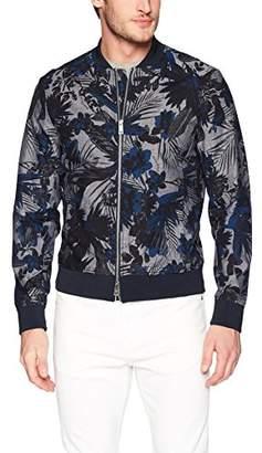 Armani Exchange A|X Men's Abstract Print Jacket