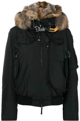 Parajumpers zipped parka jacket