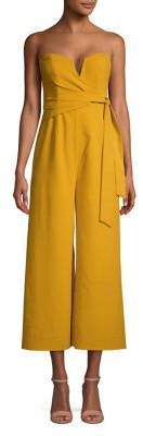 ASTR the Label Zion Belted Jumpsuit