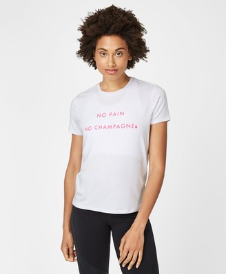 Sweaty Betty Euphoria Short Sleeve Workout T-Shirt