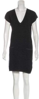 Tomas Maier Cashmere Knit Dress