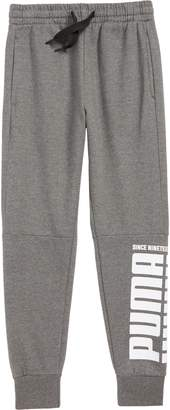 Puma Rebel Fleece Jogger Sweatpants