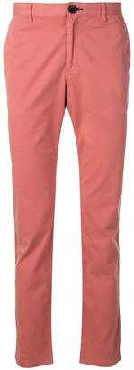 Paul Smith slim-fit stitched chinos