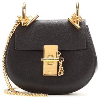 Chloé Drew Nano leather shoulder bag