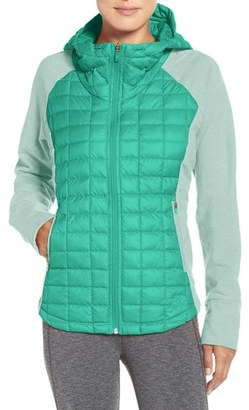 Women's The North Face 'Endeavor' Thermoball Primaloft Quilted Jacket $160 thestylecure.com