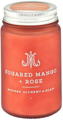D.L. & Co. Sugared Mango & Rose Candle (12OZ)