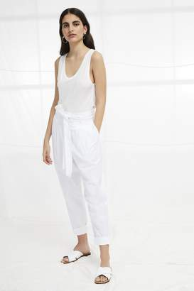 French Connection Geada Light High Waisted Trousers