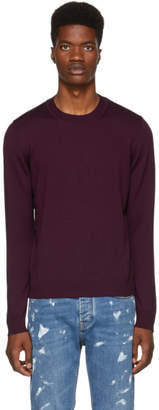 Golden Goose Purple Dominic Sweater