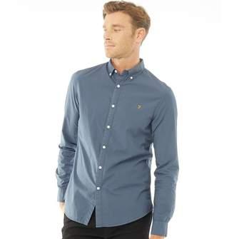 02b7d5bd2e65 Farah Long Sleeve Tops For Men - ShopStyle UK