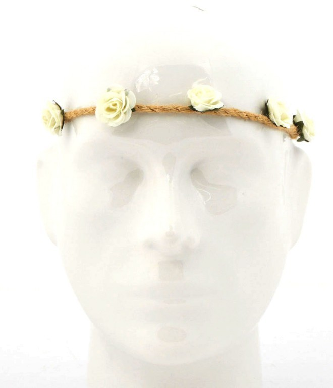 Rose Chain Headband