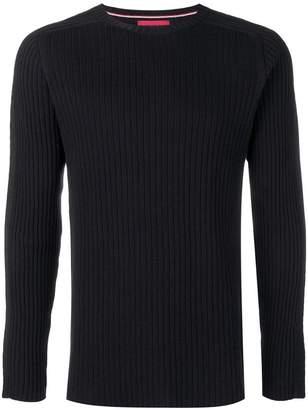 HUGO BOSS ribbed sweater