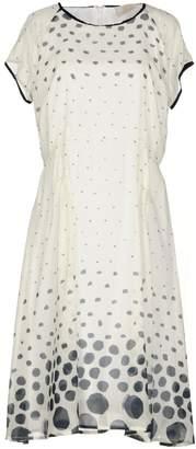 Roberta Scarpa Knee-length dresses - Item 34795285