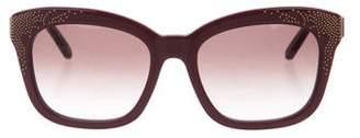 Chloé Tinted Studded Sunglasses