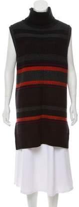 Proenza Schouler Patterned Wool Tunic