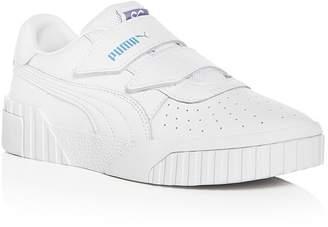 Puma x SG Women's Cali Low-Top Sneakers
