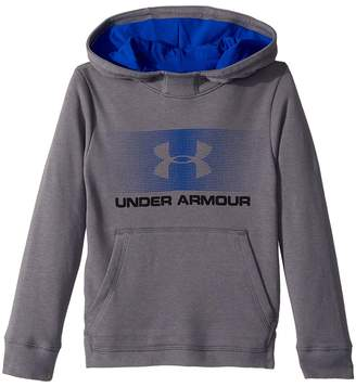 Under Armour Kids Cotton French Terry Hoodie Boy's Sweatshirt