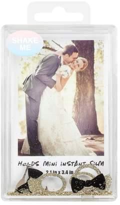 CYLO Bride & Groom Liquid Glitter Frame