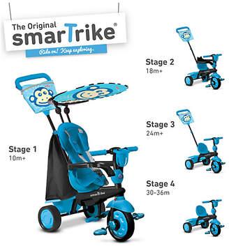 SmarTrike Touch Steering 4-in-1 Safari Ride On - Monkey