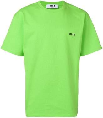 MSGM loose-fit logo T-shirt