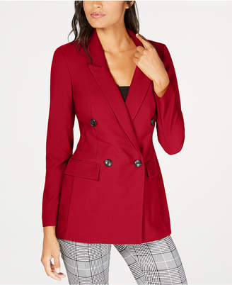 INC International Concepts I.n.c. Double-Breasted Blazer, Created for Macy's