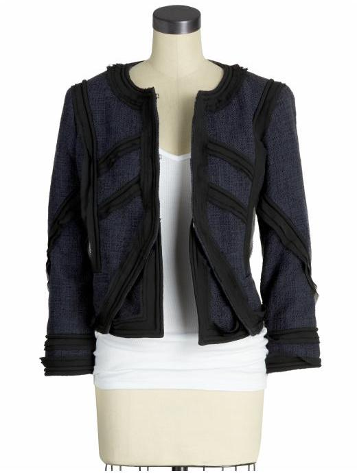 Elizabeth and James Dylan Crop Jacket