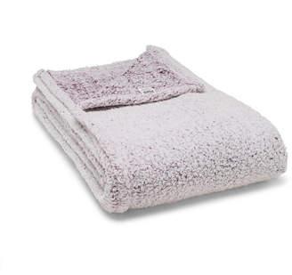 PINK Washed Sherpa Blanket