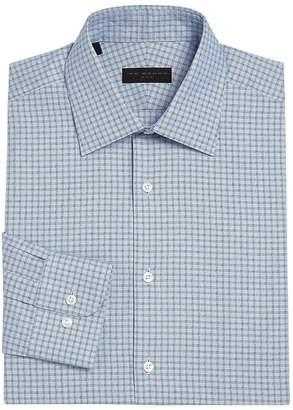 Ike Behar IKE by Men's Regular-Fit Plaid Dress Shirt