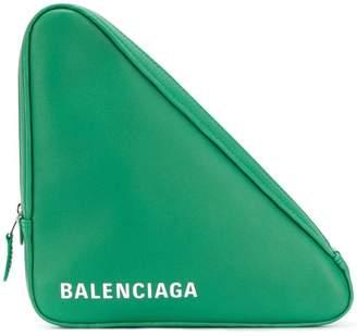 Balenciaga Triangle Pochette