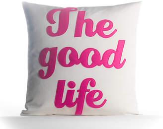 Alexandra Ferguson The Good Life Outdoor Throw Pillow