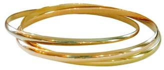 Cartier Trinity 18K Gold Bangle