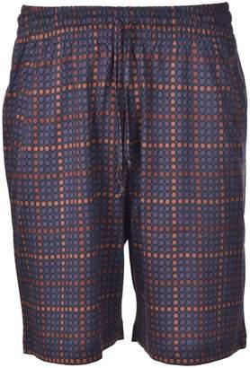Dries Van Noten Patterned Shorts