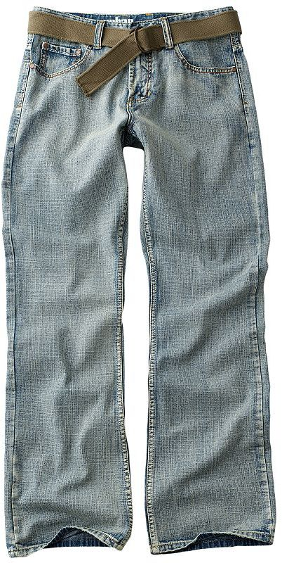 Urban pipeline® loose bootcut jeans