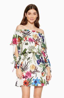 Parker Alexis Floral Dress