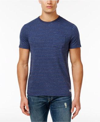 Tommy Hilfiger Men's Striped Pocket T-Shirt $39.50 thestylecure.com