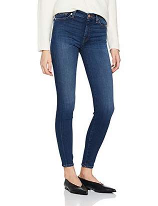 Seven7 Women's Monica Bootcut Jeans,16 (Size: 30/32)