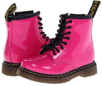 Dr. Martens Kid's Collection 1460 Toddler Brooklee Boot Kids Shoes