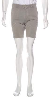 Theory Flat Front Shorts