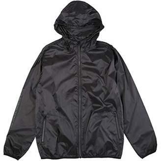Lrg Men's Research Collection Windbreaker Jacket