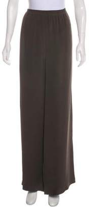 eskandar Silk High-Rise Pants Silk High-Rise Pants