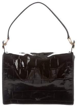 Saint Laurent Catwalk Embossed Bag