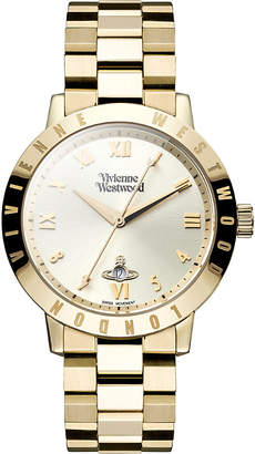309393079d2 Vivienne Westwood VV152GDGD gold-toned stainless steel watch