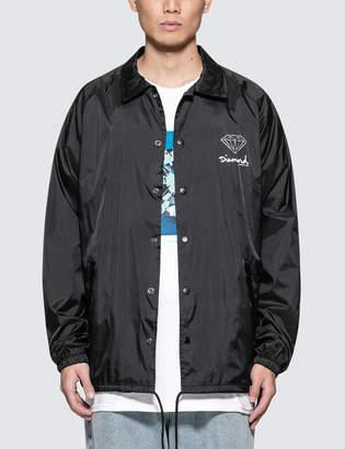 Diamond Supply Co. OG Sign Coach Jacket