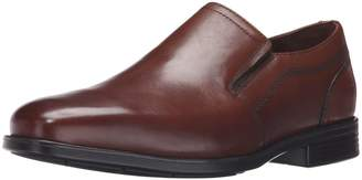 Johnston & Murphy Men's Branning Plain Toe Ven Slip-on Loafer